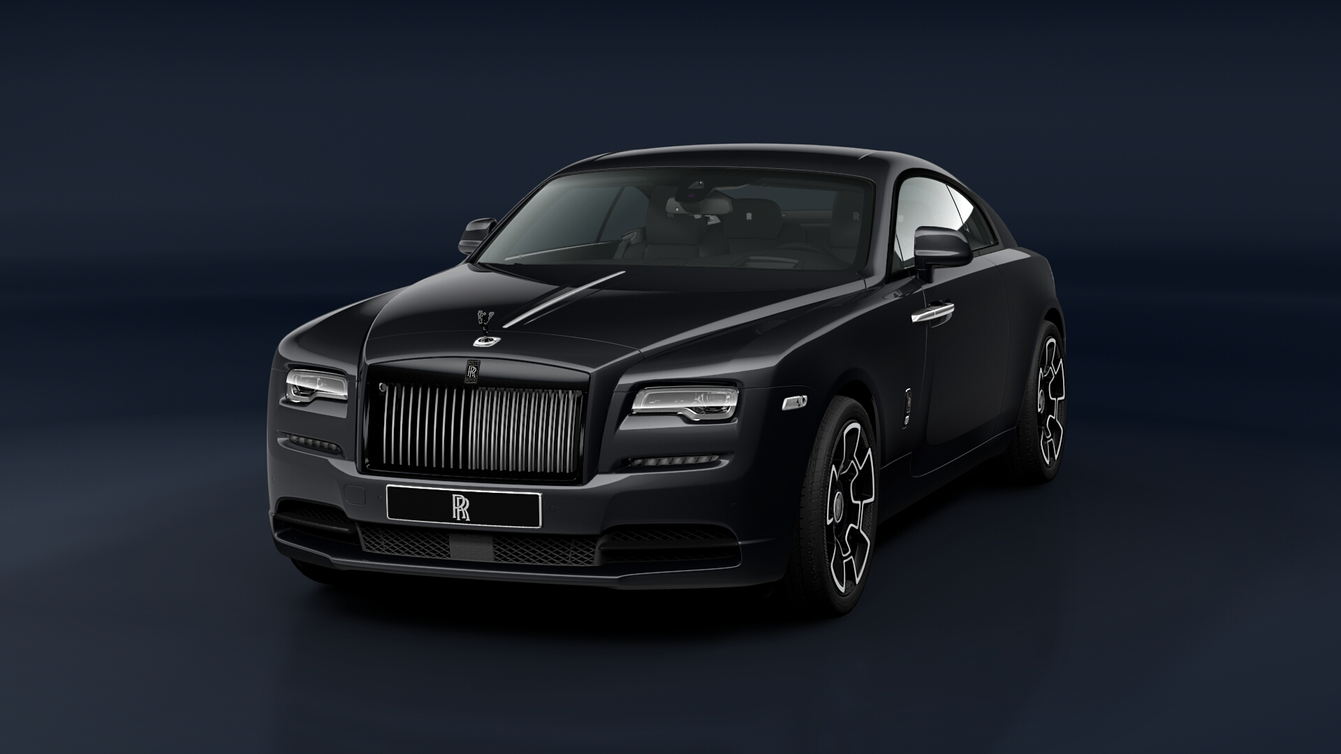 wraith black badge night fighter rolls royce motor. Black Bedroom Furniture Sets. Home Design Ideas