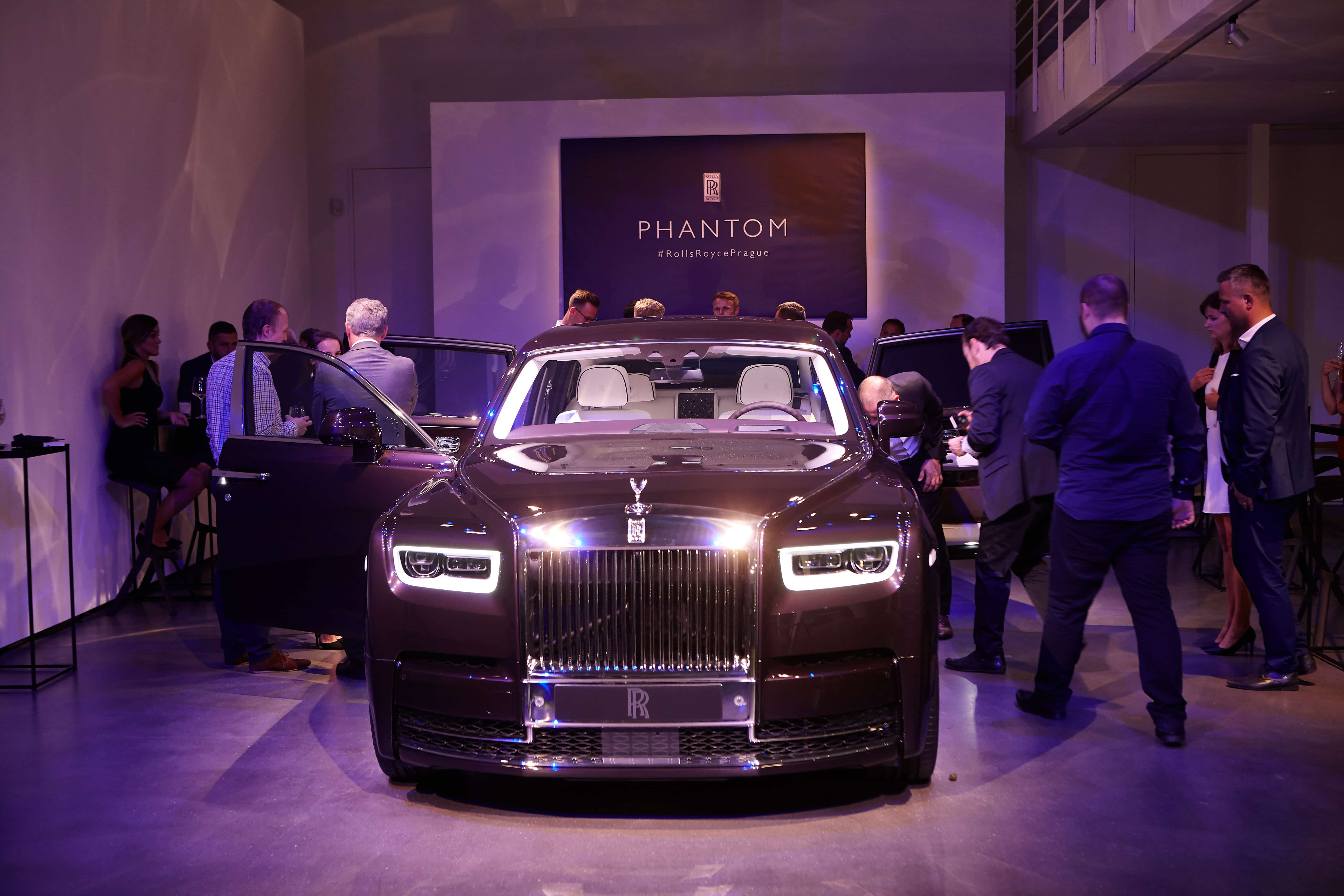 Rolls Royce Motor Cars Financial Services